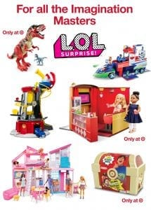Target Top Toys List 2019