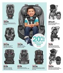 Target Weekly Ad Baby Products Sep 1 7 2019