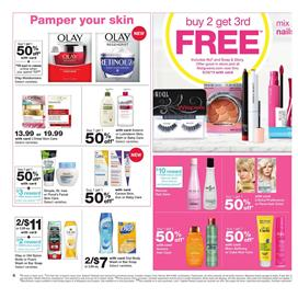 Walgreens Cosmetic Products Sep 22 28 2019