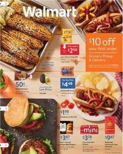 Walmart Grocery Sale Ad Deals Sep 2019