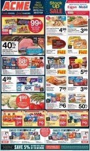Acme Weekly Ad Deals Oct 11 17 2019