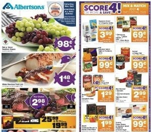 Albertsons Weekly Ad Oct 23 29 2019