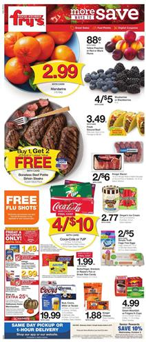 Frys Weekly Ad Deals Oct 2 8 2019