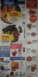 Kroger Weekly Ad Oct 16 22 2019