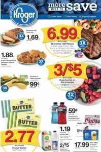 Kroger Weekly Ad Preview Oct 30 Nov 5 2019
