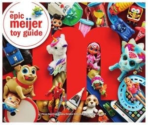Meijer Toy Guide Ad 2019