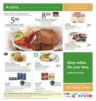 Publix BOGOs Weekly Ad List Oct 2 8 2019