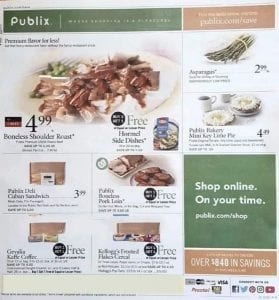 Publix Weekly Ad Preview Oct 30 Nov 5 2019