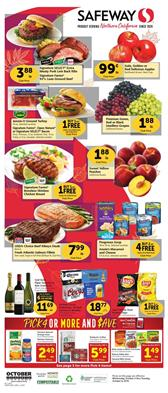 Safeway Ad Pick 4 Or More and Save