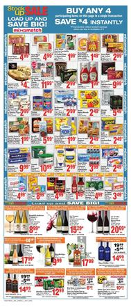 Stock Up With Jewel Osco Weekly Ad Oct 2 8 2019
