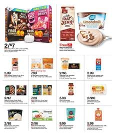 Target Good Gather New Healthy Foods