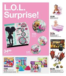 Target Toy Sale Oct 13 19 2019