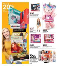 Target Toys and Games Oct 20 26 2019