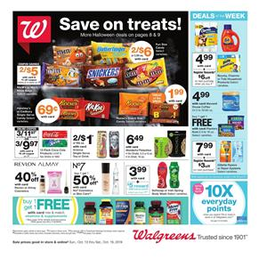 Walgreens Candy Sale For Halloween