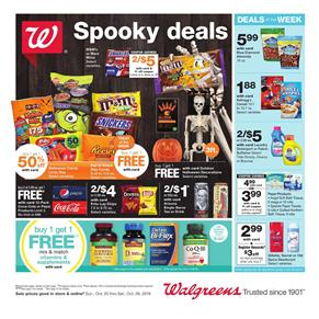 Walgreens Gift Card Household Sale