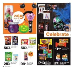 Walgreens Halloween Candy Sale Oct 20 26 2019