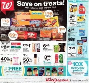 Walgreens Weekly Ad Preview Oct 13 19 2019