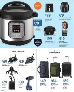 Walmart Instant Pot 6 Qt. Duo and More Kitchen Products