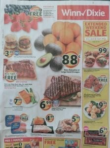 Winn Dixie Ad Preview Oct 9 15 2019