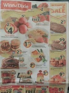 Winn Dixie Weekly Ad Preview Oct 30 Nov 5 2019