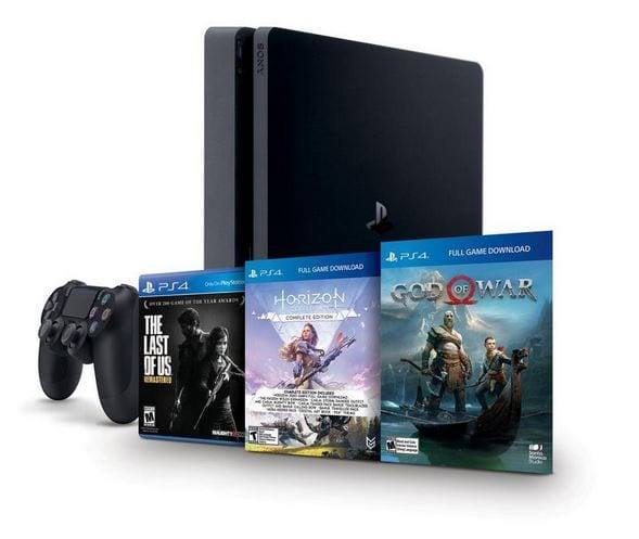 Gamestop Black Friday Playstation 4 Bundle Price