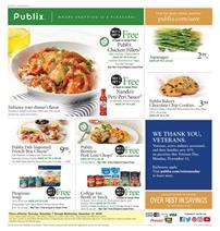 Publix Deli Sale Nov 7 13 2019