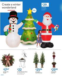 Walmart Holiday Products Nov 1 16 2019