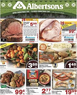 Albertsons Weekly Ad Deals Dec 18