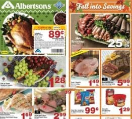 Albertsons Weekly Ad Nov 13 19 2019