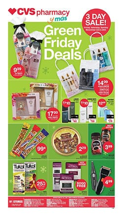 CVS Ad Nov 20 - Dec 3, 2019 Gift Sets