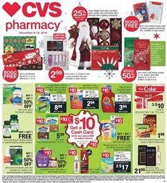 CVS Health Care Offers Dec 8 14 2019 Weekly Ad
