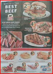 Certified Angus Beef on Winn Dixie Ad Dec 11 17 2019