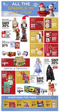 Kroger Holiday Deals Dec 4 - 10, 2019
