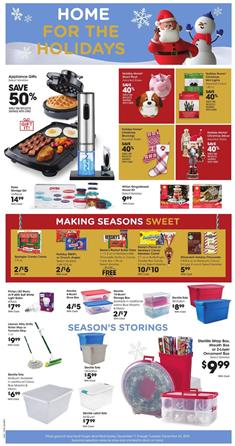 Kroger Weekly Ad Holiday Kitchen Products Dec 11 17 2019