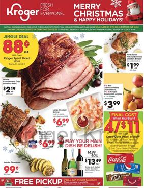 Kroger Weekly Ad Preview Dec 18 24 2019