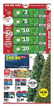 Meijer Saturday Ad Nov 30 2019