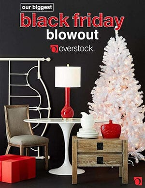Overstock Black Friday Sale