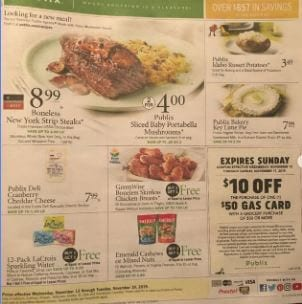 Publix Ad Preview Nov 13 19 2019