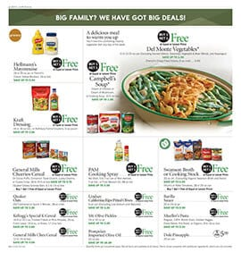 Publix Weekly Ad Campbell's Soup BOGO Free Sale