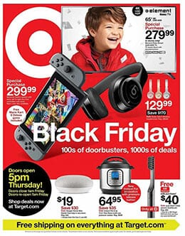 Target Black Friday Apple Deals Nov 28 30 2019