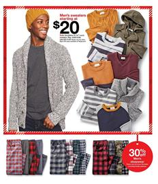 Target Green Monday Deals Dec 2019 Weekly Ad Clothing Sale