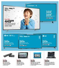 Target Holiday Electronic Sale | Weekly Ad Deals Dec 15 - 21, 2019