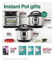 Target Home Products Weekly Ad Sale Dec 1 - 7, 2019
