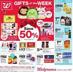 Walgreens Ad Preview Nov 17 23 2019