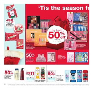 Walgreens Beauty Gifts and New Deals Next Week Dec 15 21 2019