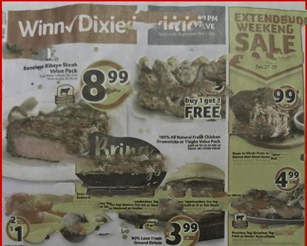 Winn Dixie Ad Preview Dec 26 Jan 4