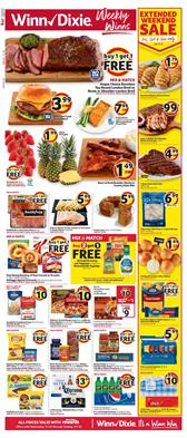Winn Dixie BOGO Free Deals Jan 1 7 2020
