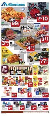 Albertsons Weekly Ad Deals Jan 15 - 21, 2020