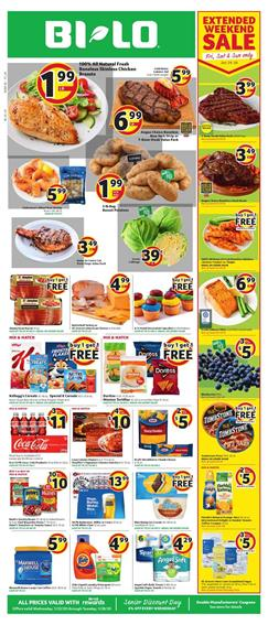 Bilo Weekly Ad Chicken Breast $1.99
