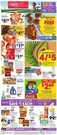 Ralphs Weekly Ad Deals Jan 29 - Feb 4, 2020